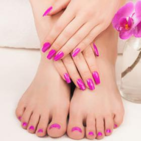 Manicure and Pedicure in Bali