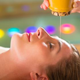 Shirodhara - Ayurveda Treatment in Bali