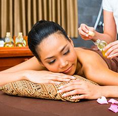Aromatherapy Massage in Bali