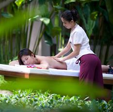 Female Spa Therapist