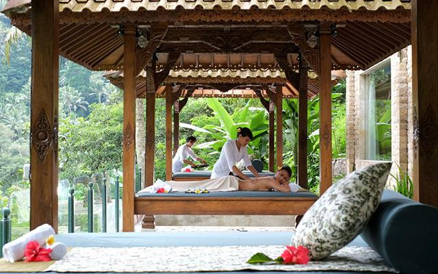 Bali Spa : DewiSri Spa at Ayung Resort Ubud 04
