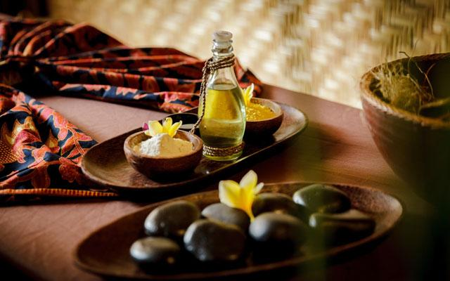 Herbal Spa Liyer House Oil