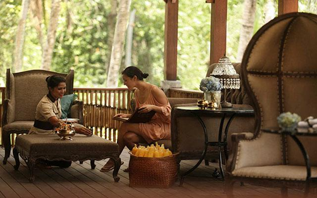 Spa Bali : Welcome drink 1 DaLa Spa Alayacp