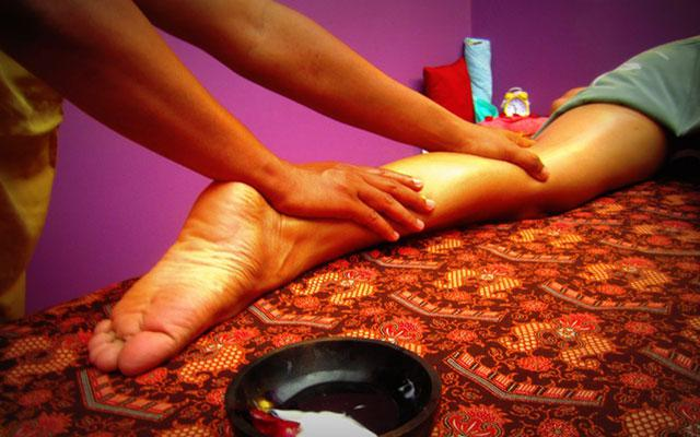 Seminyak Spa - Adams Apple Male Spa : Foot Massage