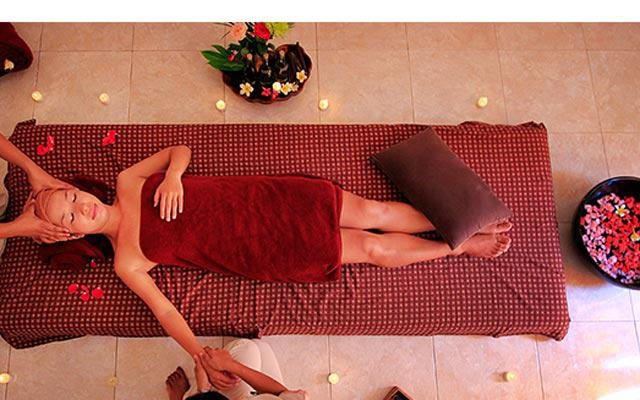 Spa Bali - Adi Spa Jimbaran : ayurvedic massage