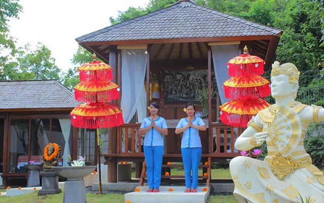 Agata Resort Nusa Dua - Puspita Spa Therapists