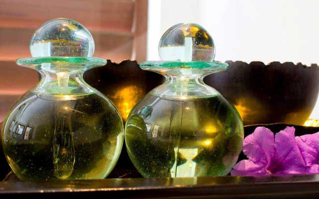 Bali Spa - Anapuri Spa Sukawati: Essential Oil