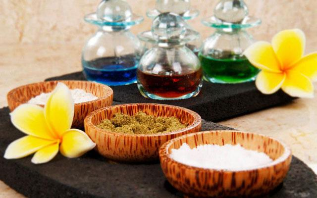 Spa Kuta - Angel's Heaven Spa : scrubs