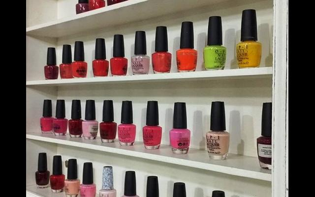 Anox Hairdresser - Nail Polish Collection