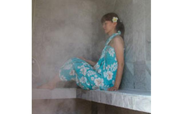 Spa in Kuta - Green Garden Spa: Aromatic Steam Room