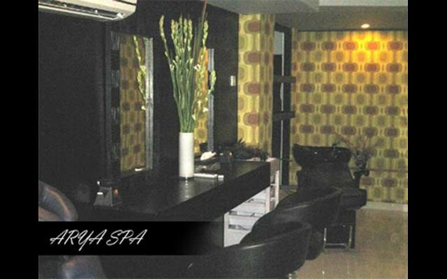 Arya Hotel & Spa - Salon Area