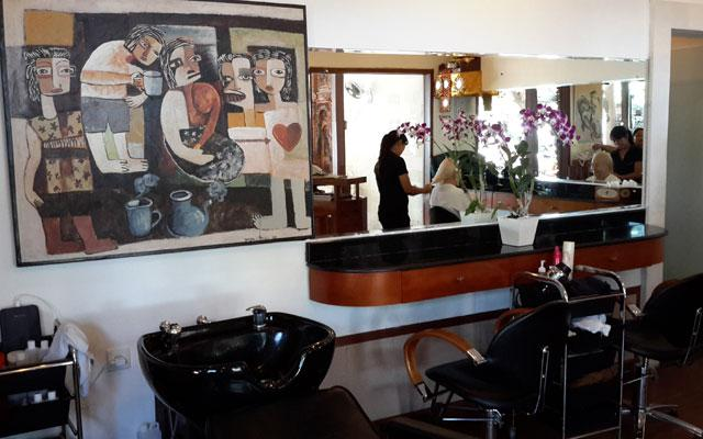 Sanur Spa - Ayu Spa : Hair Salon