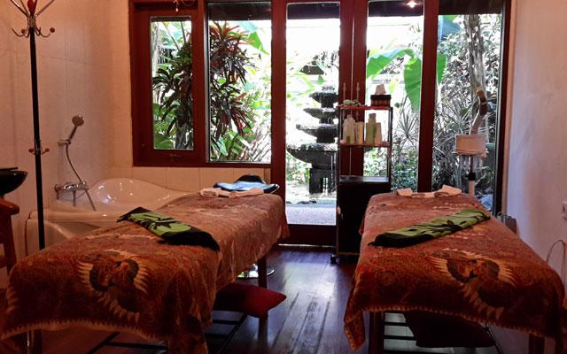 Sanur Spa - Ayu Spa : Treatment Room