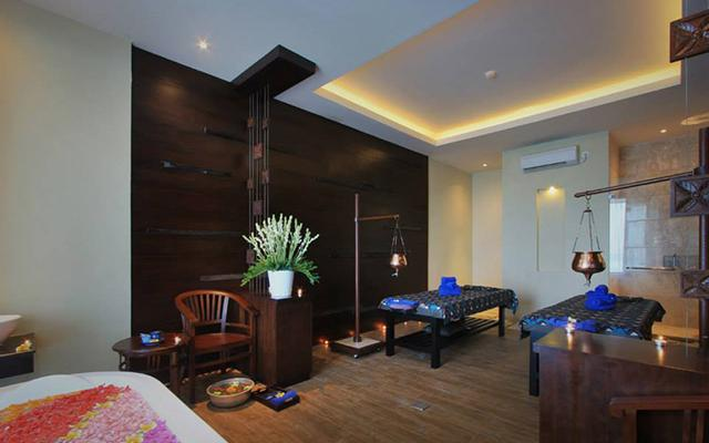 Spa Nusa Dua - Solace Spa - Ayurveda Treatment Room