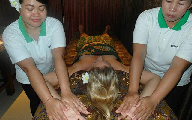 Ayurvedic Massage in Bali - Suravi Spa Ubud