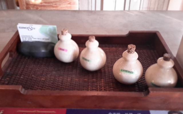 Spa Kuta - Essence Spa : oils