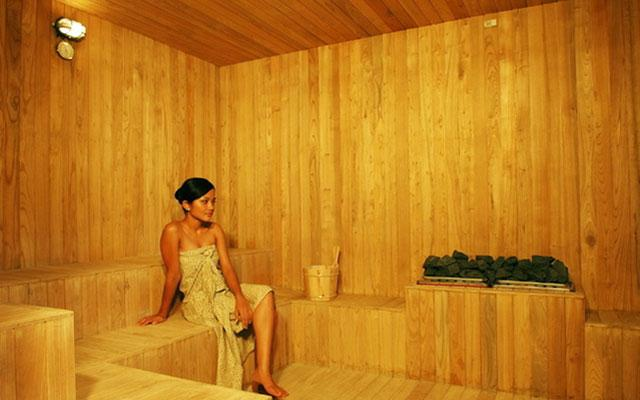 Spa Kuta - Essence Spa : Sauna