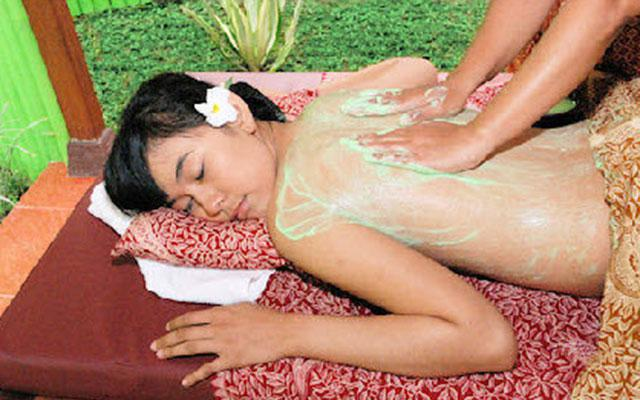 Bali Green Spa Kuta - Body Wrap