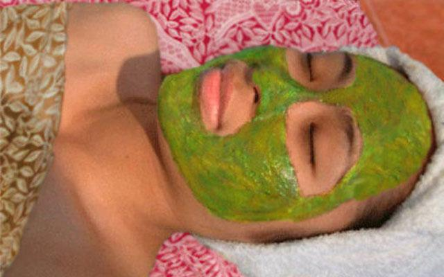 Bali Green Spa Kuta - Face Mask