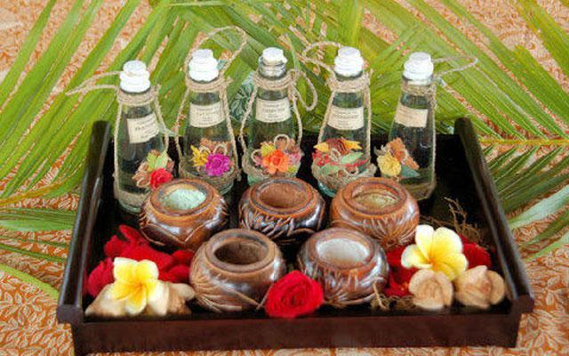 Bali Green Spa Kuta - Massage Oil
