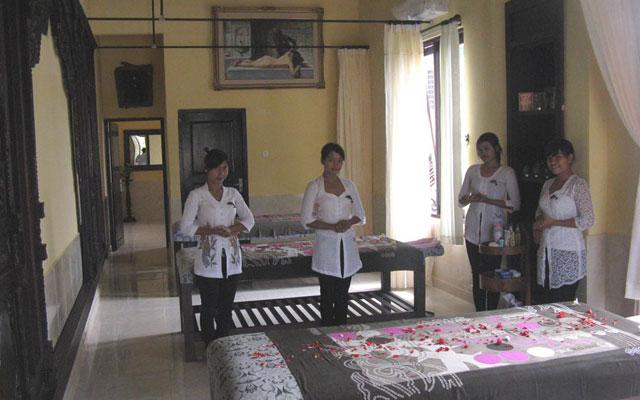 Bali Massage Lovina - Melka Hotel and Spa