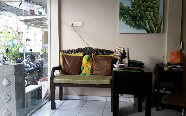 Banana Spa Bali - Waiting Room