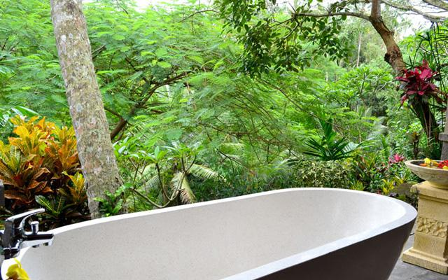 Ubud Spa - Bunga Permai - Bath Tub