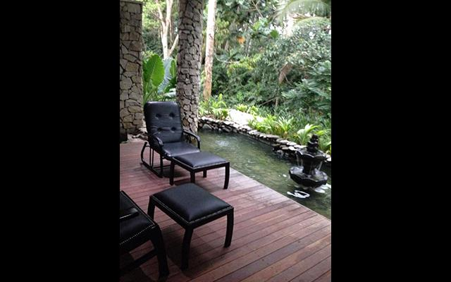 Beingsattvaa Retreat Ubud - Pedicure Area