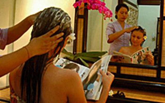 Jimbaran Spa - BEL-AIR Spa :  Creambath