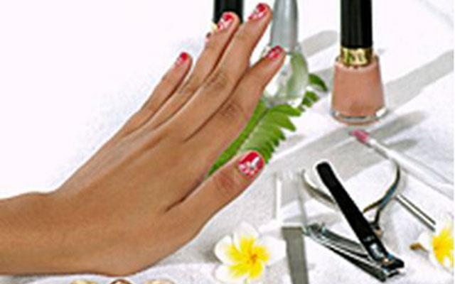 Jimbaran Spa - BEL-AIR Spa :  Manicure