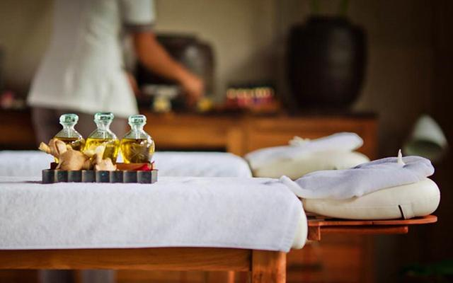 Chapung Se Bali - Spa Treatment Room