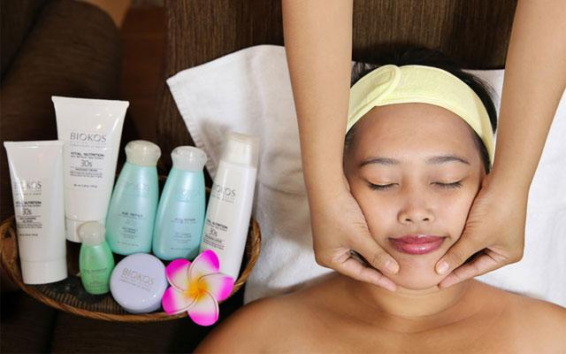 Kuta Spa - Natural Massage & Spa Benesari  : Facial by Biokos