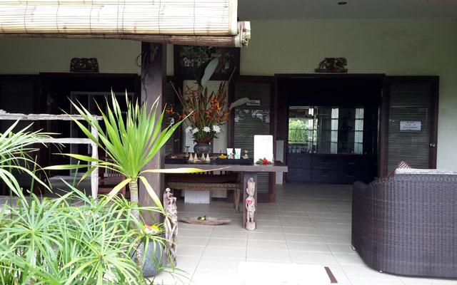 Ubud Spa - Bliss Spa : Front View