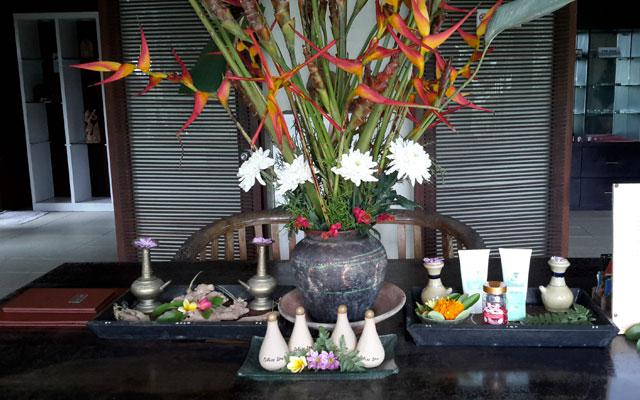 Ubud Spa - Bliss Spa  : Reception