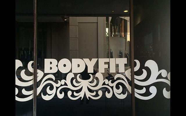 Body Fit Chinese Massage - Entrance