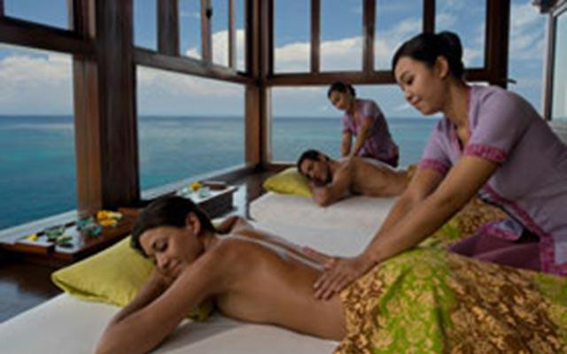 Spa Bali - Thermes Marins Spa : body massage