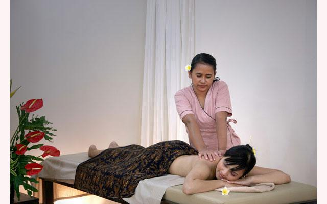 Frangipani Spa Seminyak-Body Massage