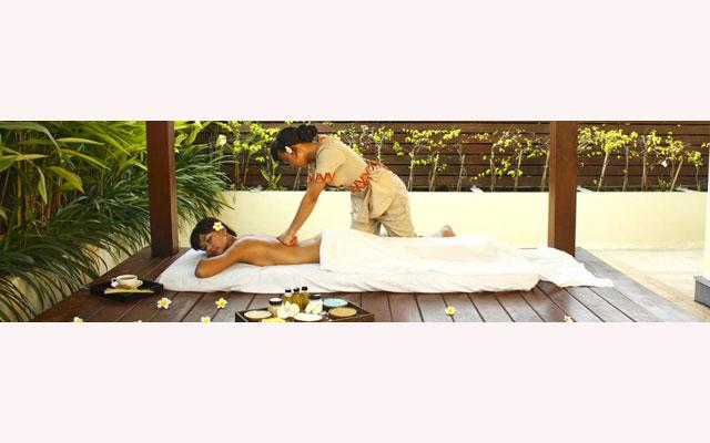 Island Spa Seminyak-Body Massage