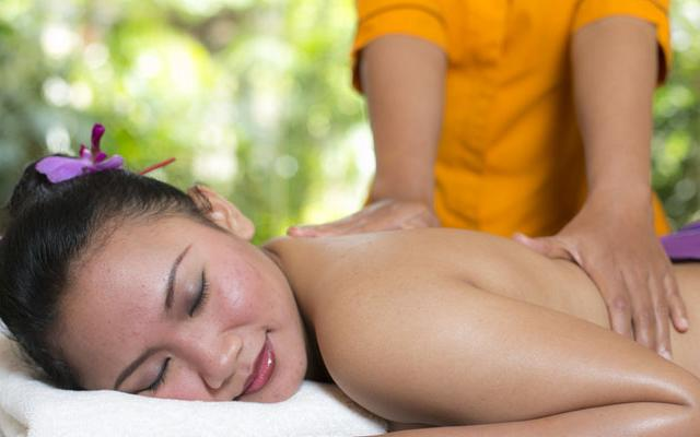 Lantana Spa - Parigata Resort Sanur - Body Massage