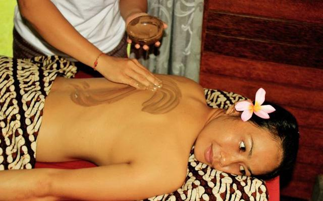 Bali Spa-Sri Ratih Spa Ubud-Body Scrub