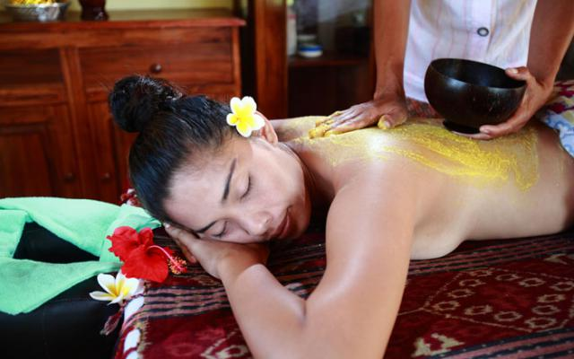 Spa Bali Lembongan - Sunset Coin - Body Scrub