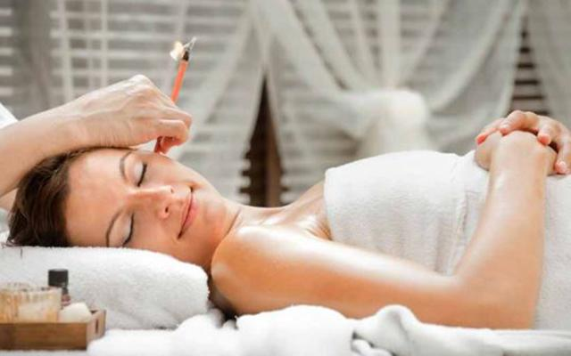 Body Temple Spa Berawa - Ear Candling
