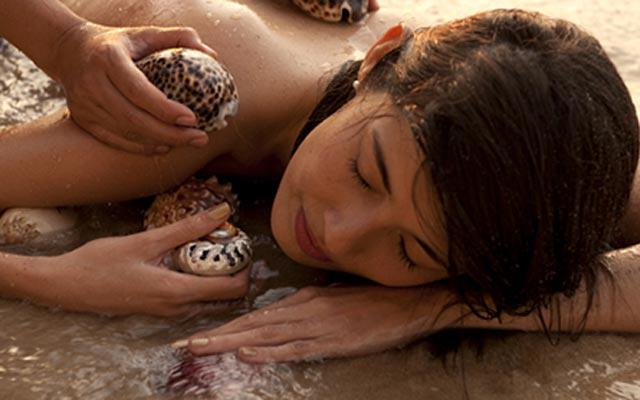 Spa Bali - Thermes Marins Spa : body treatment