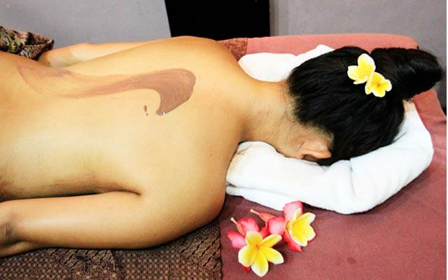 Nusa Dua Spa - Bali Flower Spa : BodyTreatment