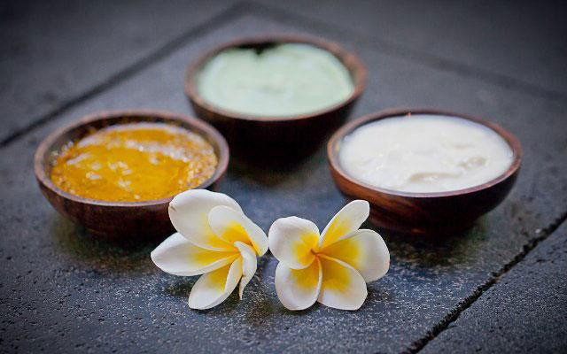Spa Seminyak - The Spa at The Breezes Bali - Natural Ingredients