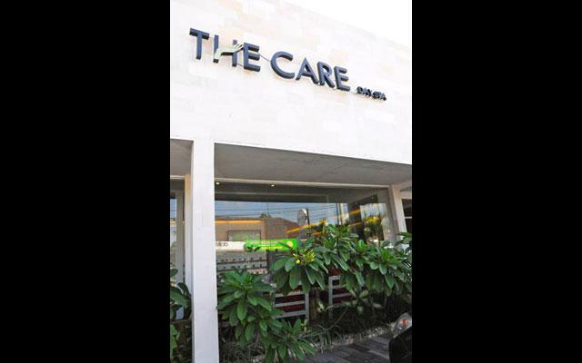 Spa Seminyak - The Care Day Spa : front view
