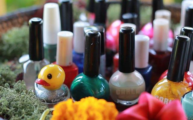 Carik Spa Ubud - First Turkish Bath in Bali - Nail Polishes