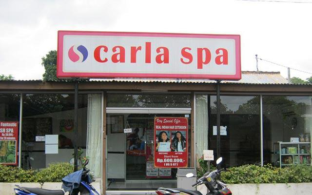 Sanur Spa - Carla Spa Sindu : Entrance