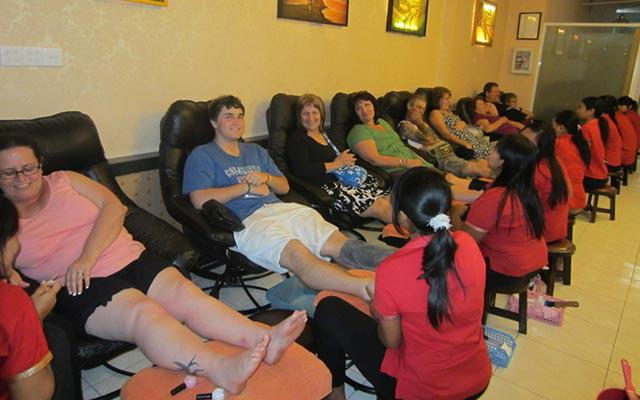 Sanur Spa - Carla Spa Sindu : Foot Reflexology