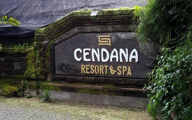 Ubud Spa - Sunset Spa - Entrance